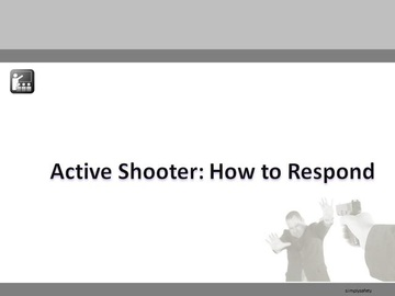 Active Shooter V2.16 Course