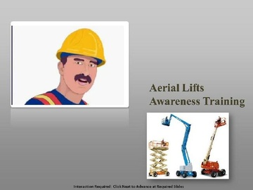 Aerial Lift Safety V2.16 Course