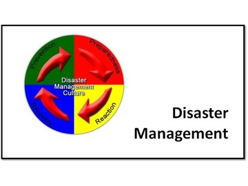 Disaster Management V2.16 Course