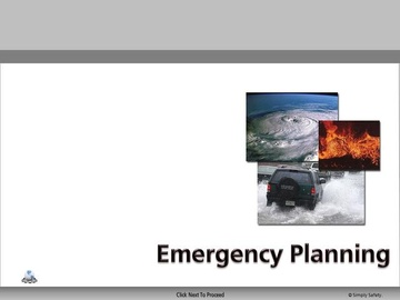 Emergency Planning V2.16 Course