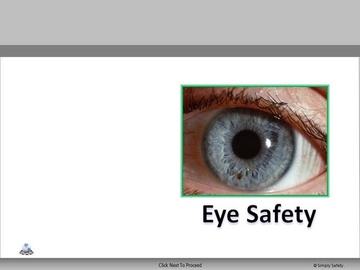 Eye Safety General Awareness V2.16 Course