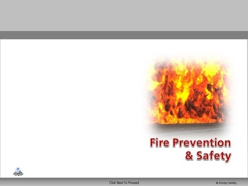 Fire Prevention and Safety V2.16 Course