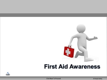 First Aid General Awareness Training V2.16 Course