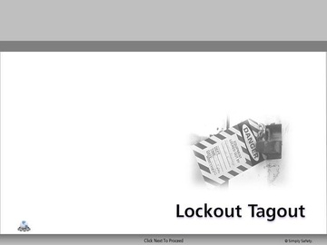 Lockout Tagout V2.16 Course
