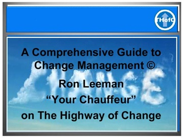 A Comprehensive Guide to Change Management (Course)