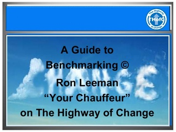 A Guide to Benchmarking (Course)