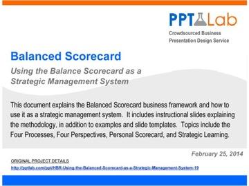Balanced Scorecard (Course)
