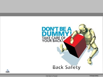 Back Safety V2.16 Course
