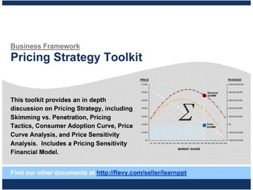 Pricing Strategy (Course)