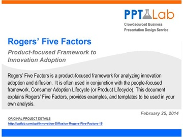 Rogers' Five Factors (Course)