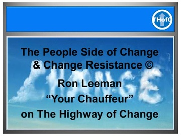 The People Side of Change & Change Resistance (Course)