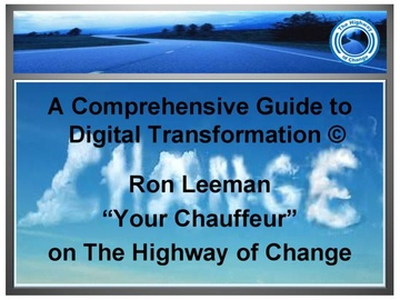 A Comprehensive Guide to Digital Transformation (Course)