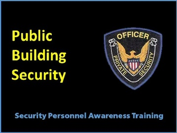 Public Building Security Course