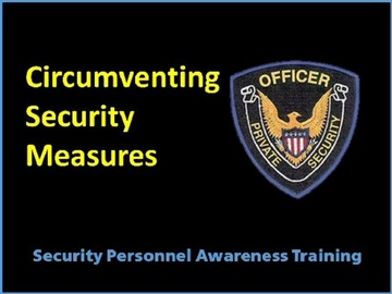 Circumventing Security Measures Course