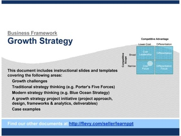 Growth Strategy Framework (Course)