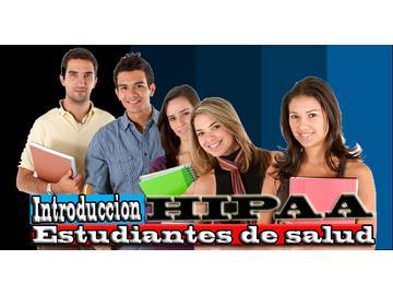 Introducción a la HIPAA estudiantes de salud (Course)