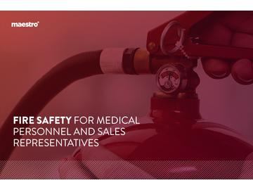 Fire Safety for Healthcare Professionals Course