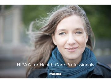 HIPAA for Healthcare Professionals Course