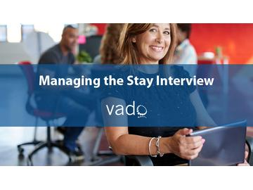 Managing the Stay Interview