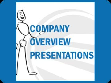 Company Overview Presentations Course