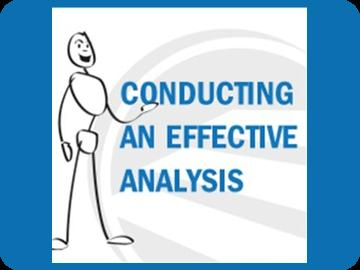 Conducting an Effective Analysis Course