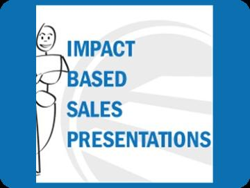 Impact-Based Sales Presentations Course