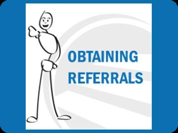 Obtaining Referrals Course