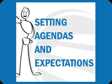 Setting Agendas and Expectations Course