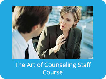 The Art of Counseling Staff Course