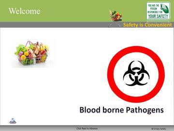 Bloodborne Pathogens (CS) Course