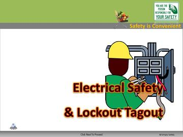 Electrical Safety - Unqualified Course