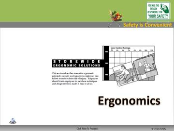 Ergonomics (CS) Course