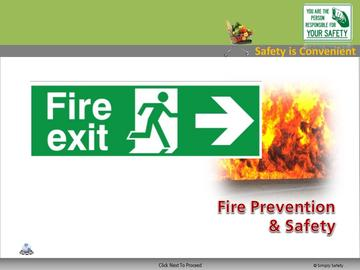 Fire Prevention and Safety (CS) Course