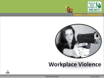 Workplace Violence Course