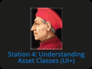 Station 4: Understanding Asset Classes (UI+)