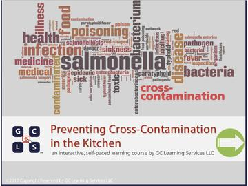 Preventing Cross Contamination in the Kitchen