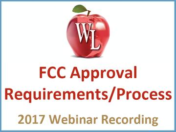 Commercial Wireless Compliance: FCC Approval Requirements/Process [2017 Webinar Recording]