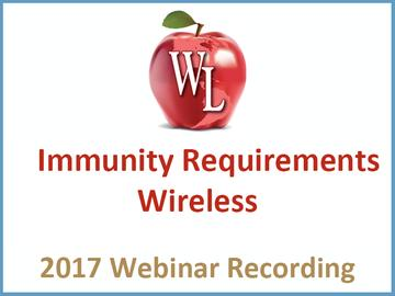 Commercial Wireless Compliance: Immunity Requirements – Wireless [2017 Webinar Recording]