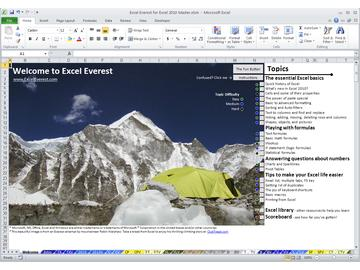 Excel Everest - Interactive Excel Training