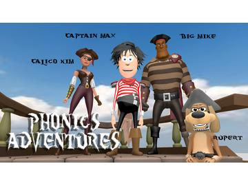 Phonics Adventures (New) (Course)